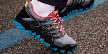 ASICS : test chaussures de trail tickets