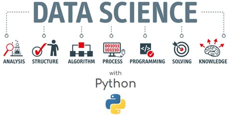 Data Science with Python tickets