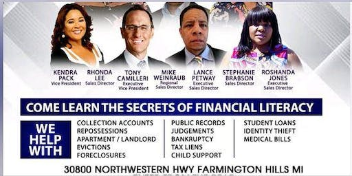 Learn The Power Of Credit and Building Wealth