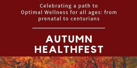 Autumn Health Fest tickets