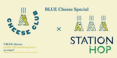 Cheese Club MCR x Station Hop - A BLUE CHEESE NIGHT SPECIAL