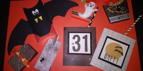 Crafty Creations Halloween Sweet Treats Workshop tickets