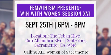 Femwinism Presents: Win With Women - Session XVI tickets