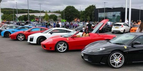 Supercar Social tickets