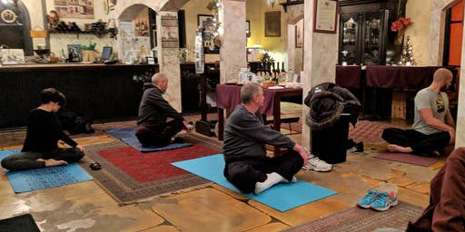 Vino & Vinyasa at Wycombe Vineyards 10-18-2019