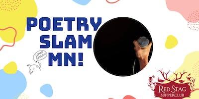 Poetry Slam Season Opener