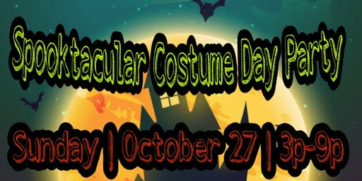 Spooktacular Costume Day Party