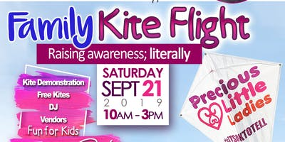 PLL Awareness Raising Kite Flight 2019