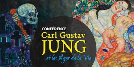 Carl Gustav Jung et les âges de la vie. billets