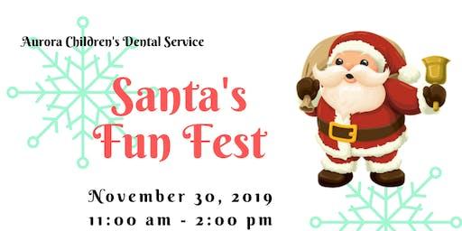 Santa Fun Fest