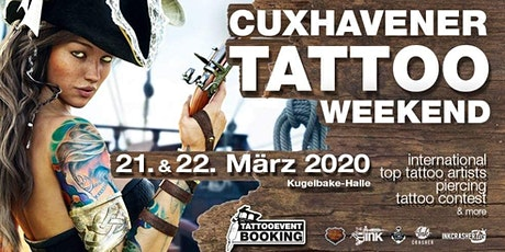 2.Cuxhavener Tattoo Weekend tickets
