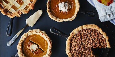 Thanksgiving Pie Workshop billets
