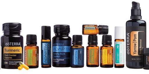 Transforming Health with Essential Oils