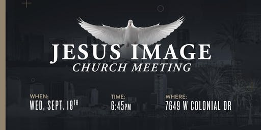 Jesus Image church meeting