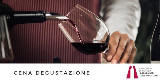 Cena Degustazione con gli Chef Lucani | Aglianico Chef Contest