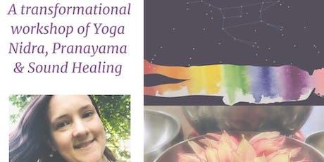 Sound Sleep: Yoga Nidra, Pranayama & Sound Healing tickets