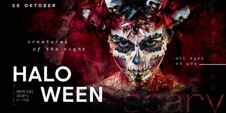 HALO-WEEN 2019 | Creatures Of The Night tickets