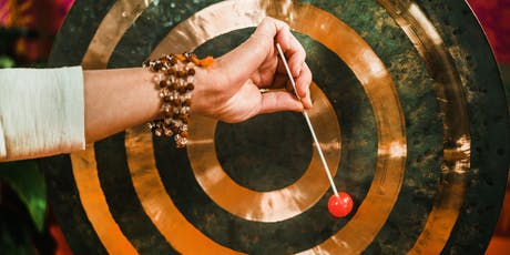Reiki & Gong Bath in the Dharma Den tickets