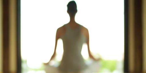 Meditación consciente - Clase abierta gratuita