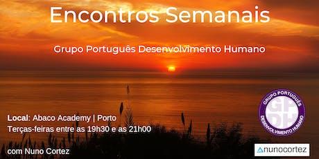 Desbloquear Rotinas e Crenças por Nuno Cortez e GPDH bilhetes