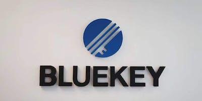 Bluekey Grand Opening (London)
