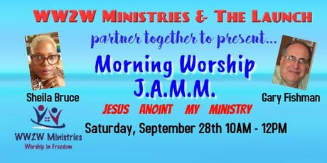Morning Worship J.A.M.M. tickets