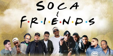 Soca And Friends  tickets