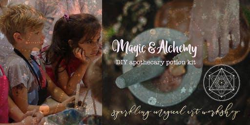 ★  Magical Alchemy DIY - Children's Art & Craft Workshop