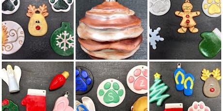 "Naugatuck High Girls Basketball Fundraiser ""Paint & Go Ceramic Ornaments"" tickets"