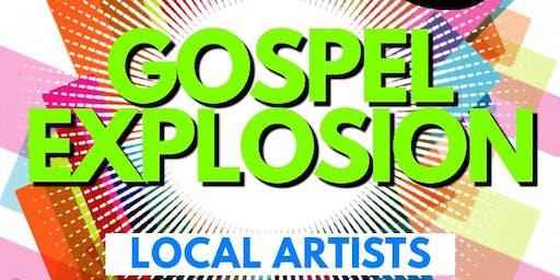 Gospel Explosion Concert-Talent Search