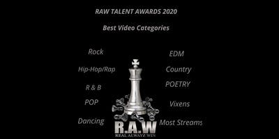 Global Raw Talent Awards 2020