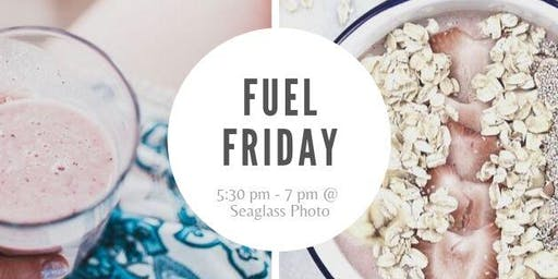 FREE ISAGENIX EVENT: Friday Fuel