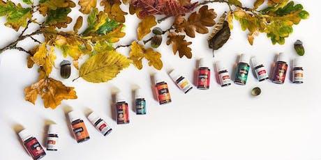 Taller tu Botiquín natural con Aceites Esenciales entradas