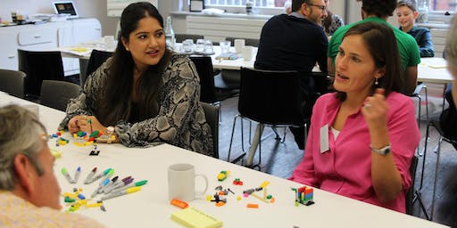 London:  Certification in LEGO® SERIOUS PLAY® methods for Teams and Groups