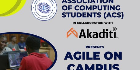 ACS-AKADITI AGILE ON CAMPUS tickets
