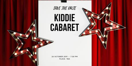 Kiddie Cabaret - Information Session & Auditions tickets
