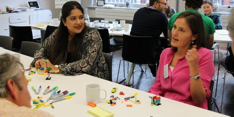 London:  Certification in LEGO® SERIOUS PLAY® methods for Teams and Groups tickets