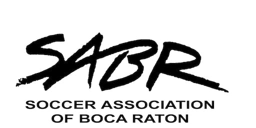 SABR Friday Night Pick-Up Soccer at Spanish River Athletic Complex