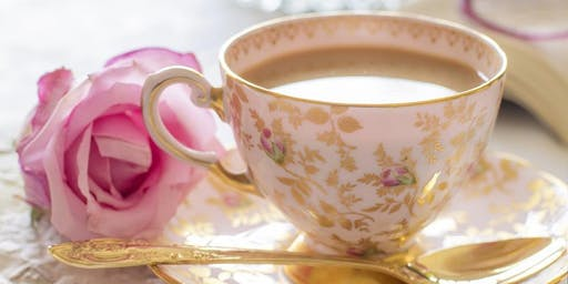 Downton Abbey Afternoon Tea: Join the Library Friends for tea and trivia
