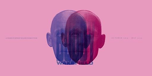Buddy Wakefield: A Choir of Honest Killers Tour