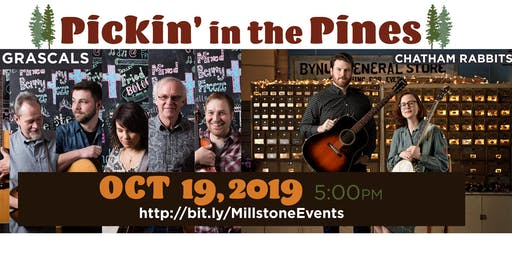 Pickin' in the Pines - a Bluegrass & BBQ Benefit Concert - 3rd Annual