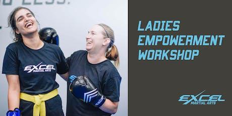 Ladies Empowerment Workshop tickets