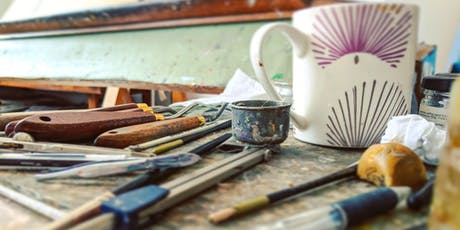 The Useful Art Class - Free Taster Event (The Big Weekender) tickets