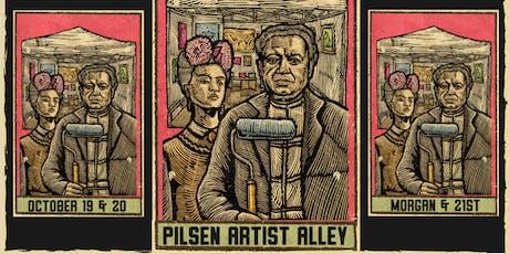 FALL Pilsen Artist Alley tickets