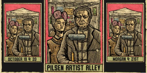 FALL Pilsen Artist Alley