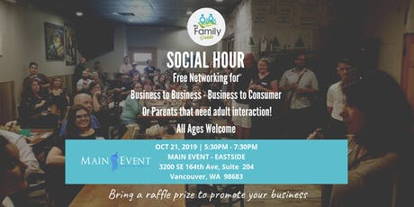 Social Hour and Networking (October) tickets