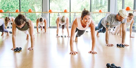 Barre3 Fall Festival Class on the Green tickets