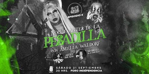 GDL Drag Project: Noche Antes de la Pesadilla