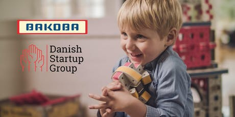 DSG on tour: Visiting BAKOBA - a Danish toy startup tickets