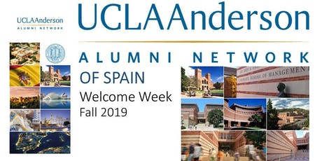 Welcome  Day to Alumni of MBA, MFE and W5030 - Organised by UCLA AANSpain entradas